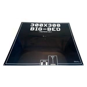 Θερμαινόμενο τραπέζι εκτύπωσης PCB Heatbed 300x300