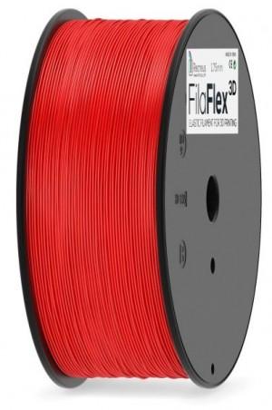 Recreus FilaFlex Red 1.75mm 3D Printer Filament 500g