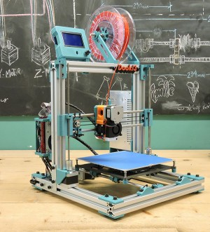 Dooki3 3d printer - Τρισδιάστατος εκτυπωτής