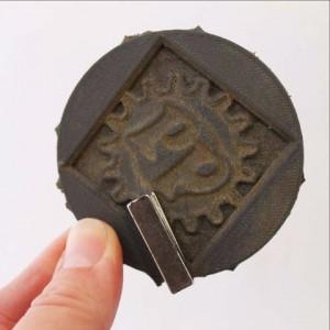 Proto-Pasta Magnetic PLA filament 1.75mm 125g (κολλάει σε μαγνήτες, δε λειτουργεί ως μαγνήτης)