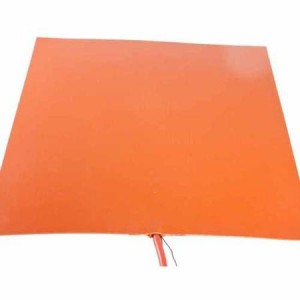 Silicone heated bed 300x300mm