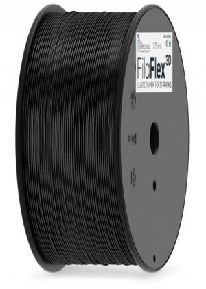 Recreus FilaFlex Black 1.75mm 3D Printer Filament 500g