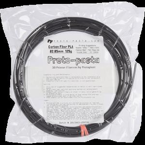 Proto-Pasta Carbon Fiber PLA filament 2.85mm 125g