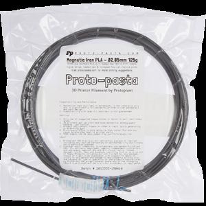 Proto-Pasta Magnetic PLA filament 2.85mm 125g (κολλάει σε μαγνήτες, δε λειτουργεί ως μαγνήτης)