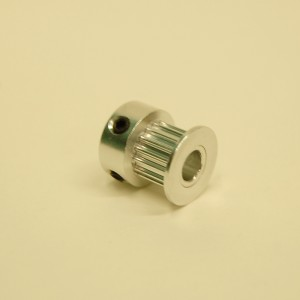 Aluminum Pulley 16-tooth GT2